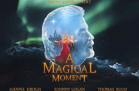 "Hanne Krogh - Johnny Logan - Thomas Ruud, ""A magical moment"""